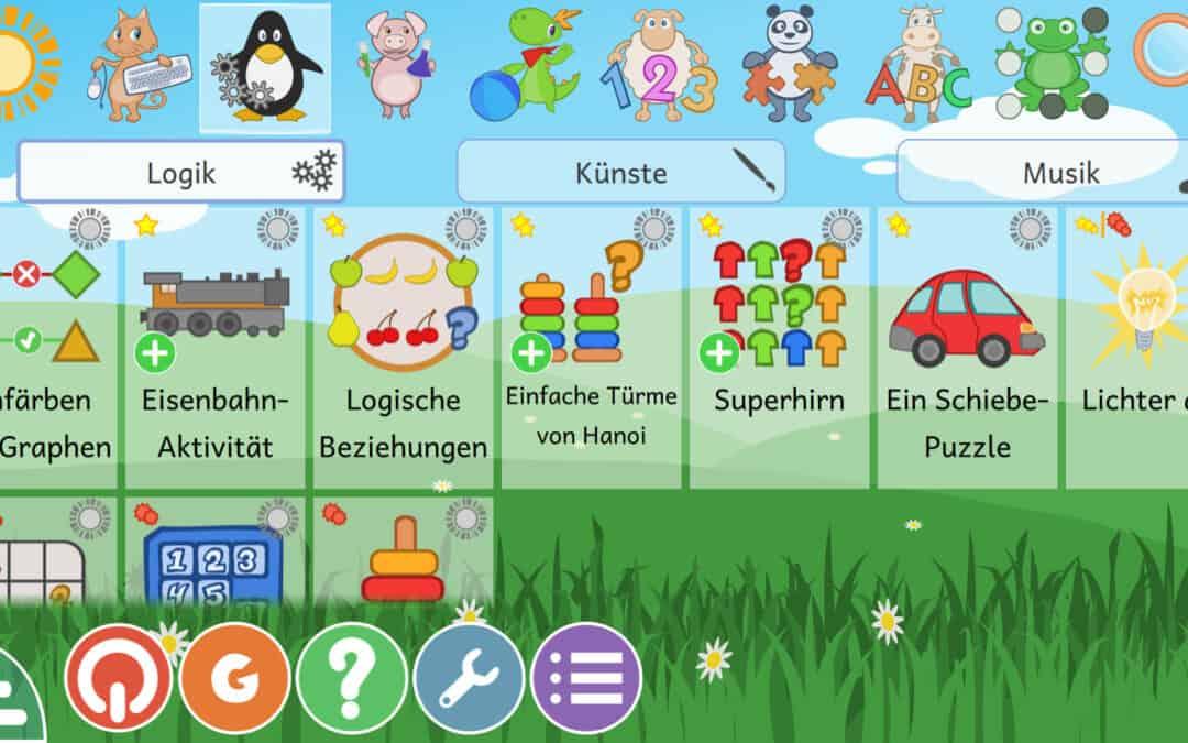 Lern-Computer für Kinder